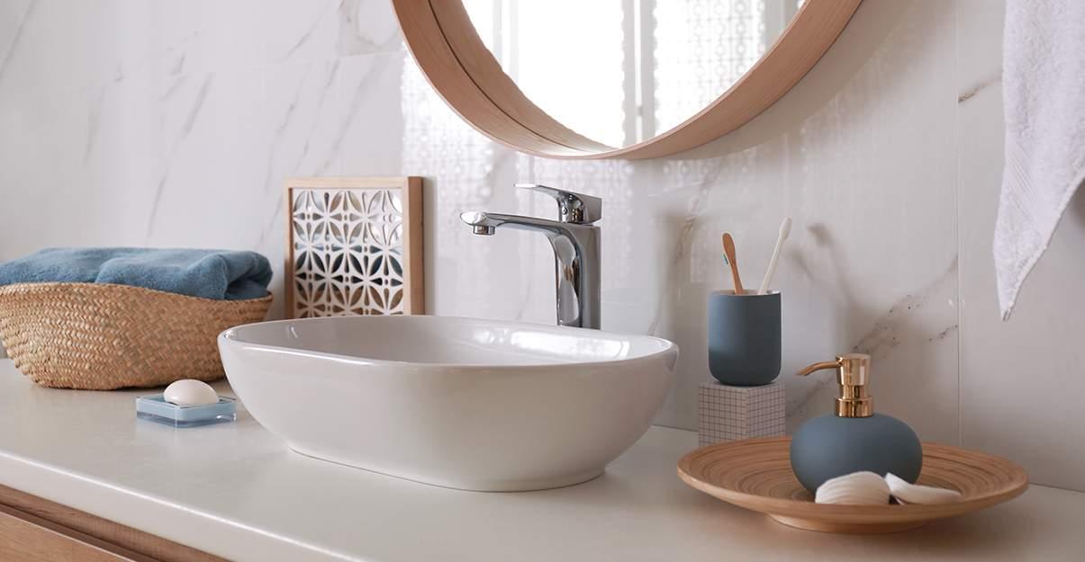 Accessoiriser son plan vasque