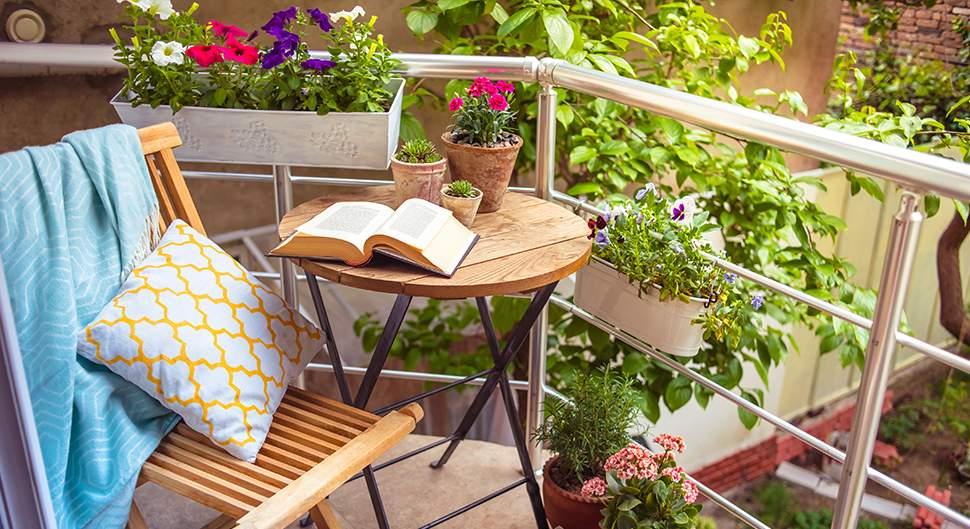 Aménagement d'un balcon:  les bonnes pratiques