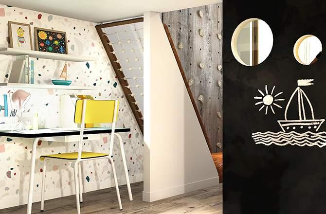 Aménager un bureau Dans votre chambre à coucher