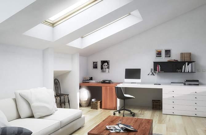 Aménager un bureau: calme et espace