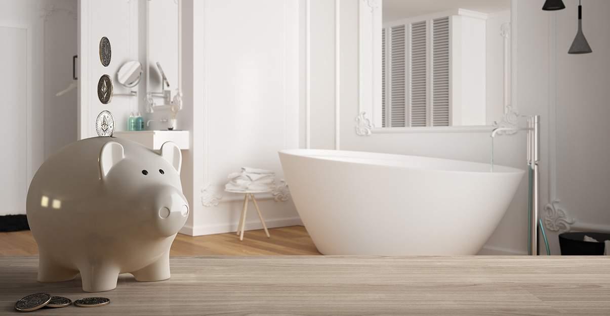 artisan rénovation de salle de bain: quel budget?