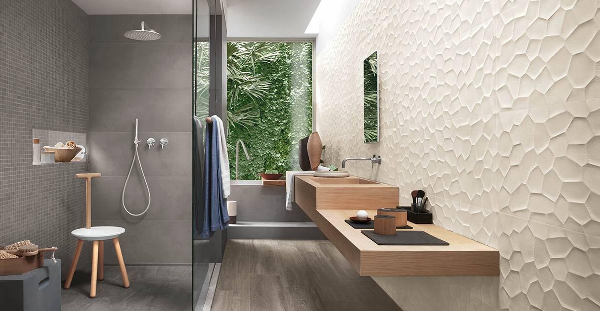 Carrelage salle de bain : un large champ des possibles