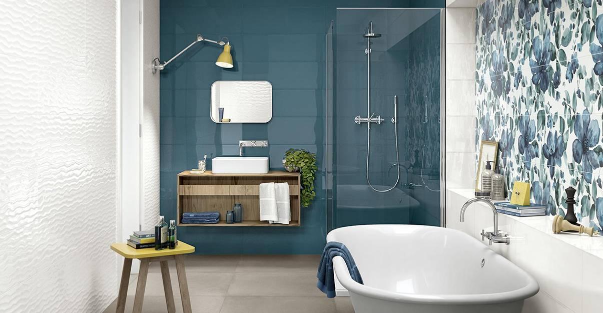 Carrelage salle de bain : les couleurs