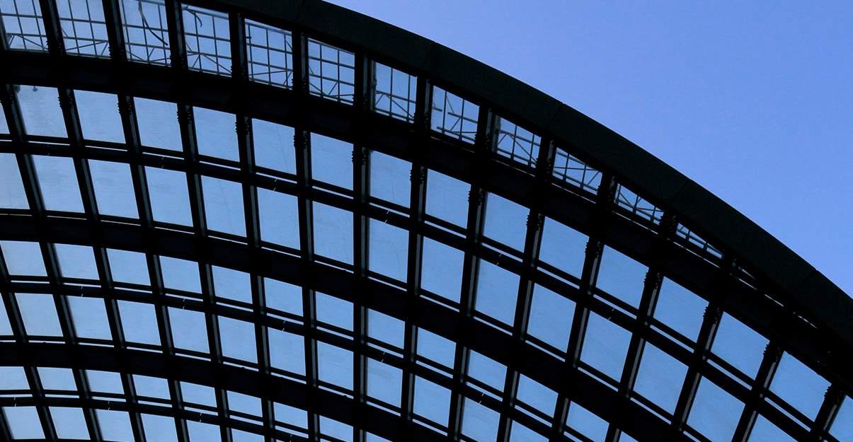 Charpente métallique et liberté architecturale