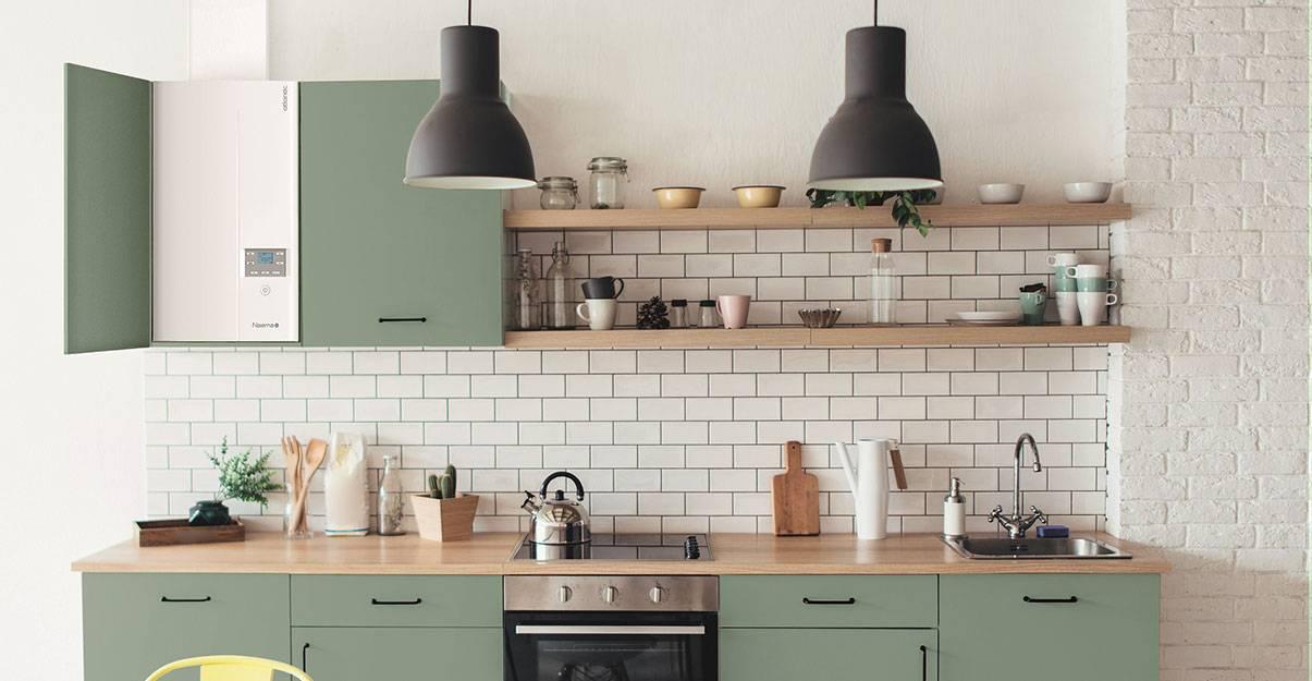 Chauffage en rénovation de maison : la chaudière gaz à condensation