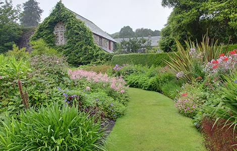 Le style jardin à l'anglaise