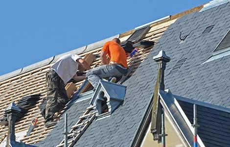 Artisan couvreur et rénovation de couverture