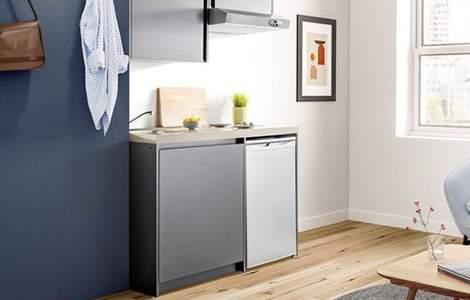 Le réfrigérateur table top