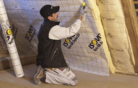 Étanchéité de toiture  : la membrane pare-vapeur, pour une isolation pérenne