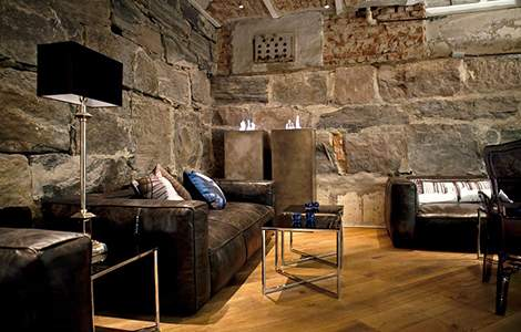 idée rénovation maison : aménager la cave en pièce à vivre