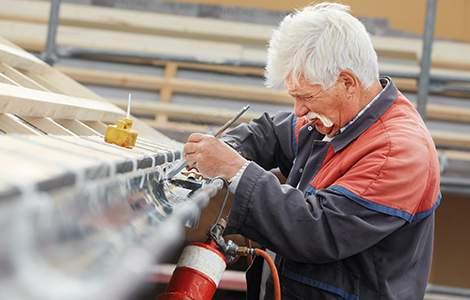 L'artisan zingueur, expert de l'étanchéité de toiture
