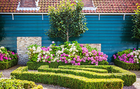 Le style jardin à la française
