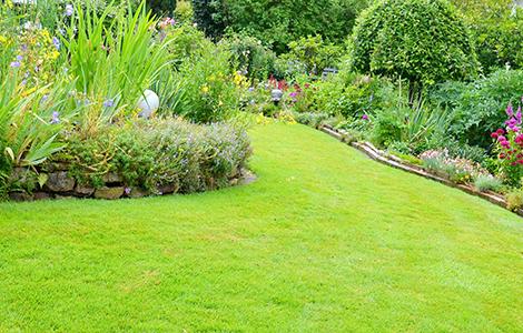 Style de jardin paysager