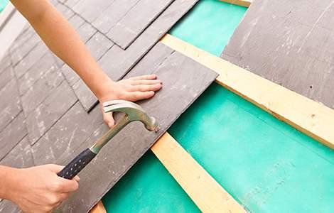 Étanchéité de toiture : le revêtement