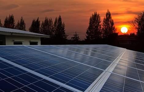 Installer ses panneaux solaires au sol