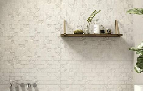 Carrelage salle de bain : la pierre naturelle