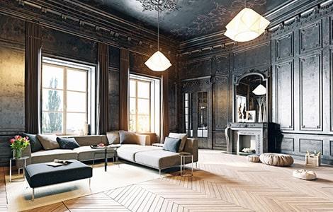 Style classique chic La Maison Saint-Gobain