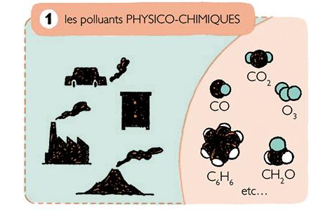 Polluants chimiques