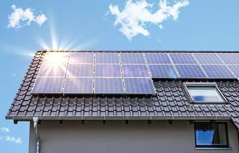 Réduire sa facture d'électricité :  panneaux solaire