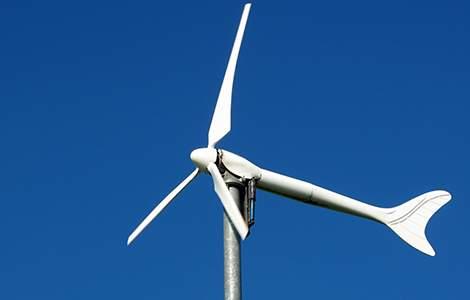 Réduire sa facture d'électricité :  eolienne