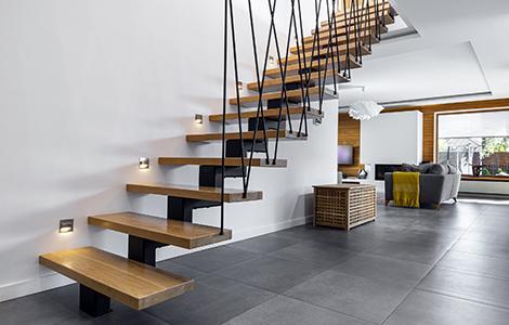 idée rénovation maison : sublimer l'escalier