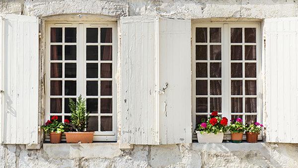 entretenir et nettoyer votre façade