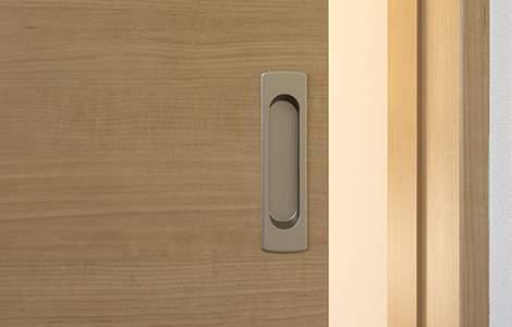 maison évolutive : le choix des portes