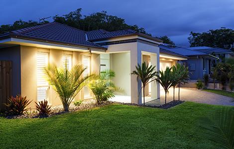 idée rénovation maison : mettre en valeur les extérieurs