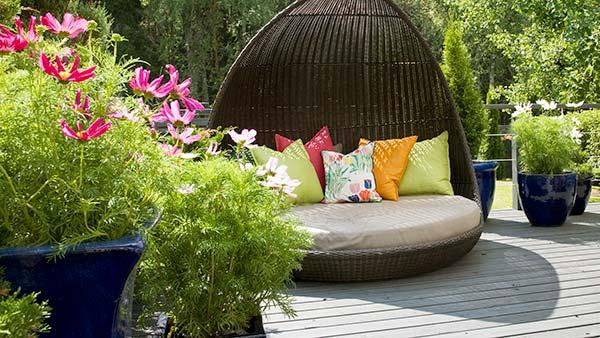 Quel mobilier de jardin?