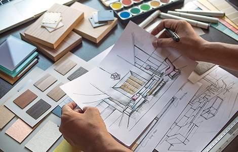 Rénovation intérieure et choix des matériaux et couleurs