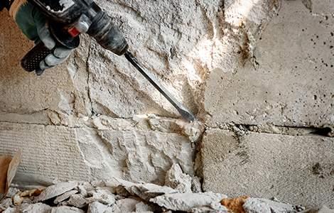 Rénovation lourde: percement de mur porteur