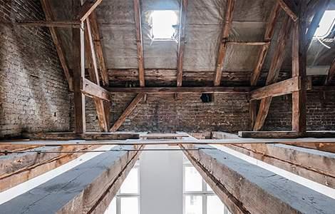 Rénovation lourde: plancher porteur