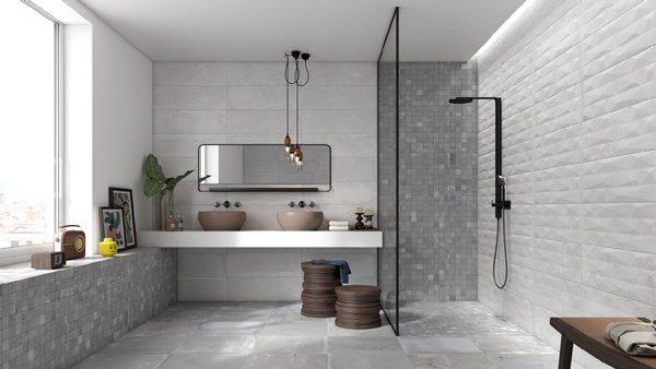 équipements pour la douche