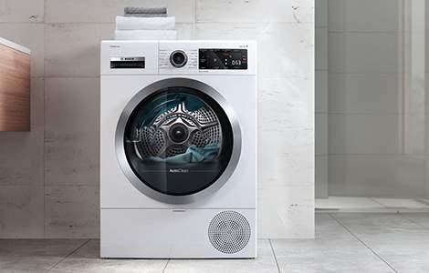 Sèche-linge à condensation avec pompe à chaleur