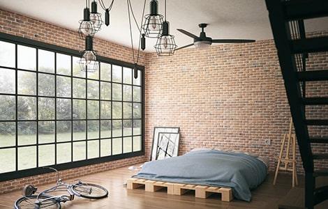 Style industriel La Maison Saint-Gobain