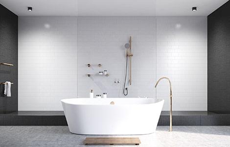 Style moderne design La Maison Saint-Gobain