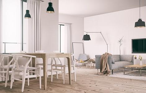 Style scandinave La Maison Saint-Gobain