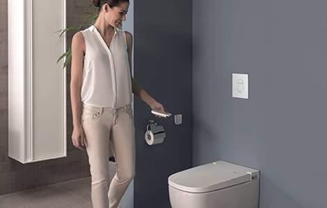 Hygiène et autonomie : le W.-C. lavant