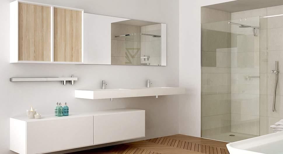 Quelle armoire de toilette choisir pour la salle de bain ?