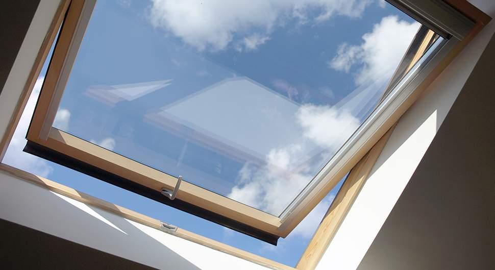 choisir une fenêtre de toit