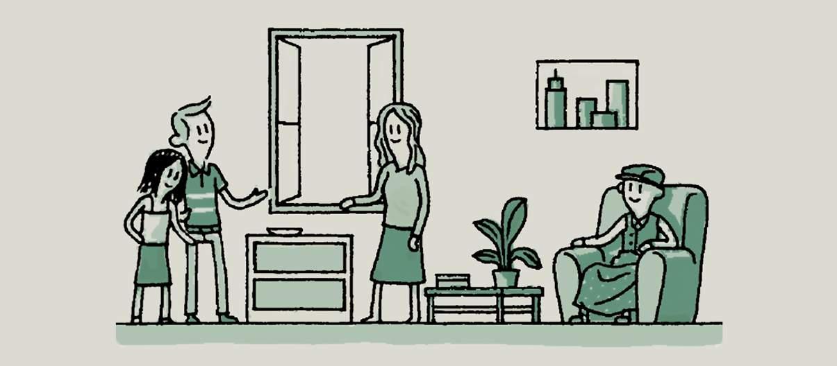 maison plus facile à vivre