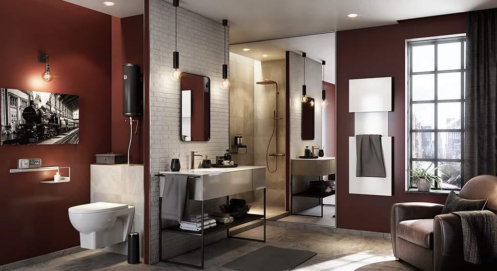Espace salle de bains - Optimiser l'espace dans votre salle de bains