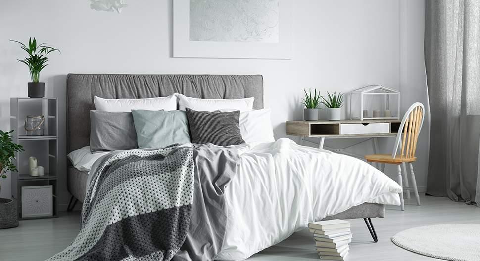 Optimiser espace chambre - L'ergonomie des meubles dans la chambre à coucher