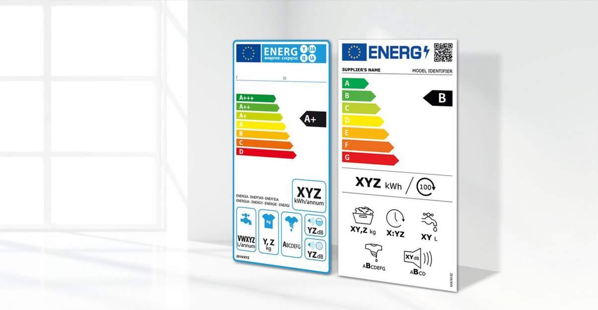 L'étiquette énergétique, primordiale dans le choix de son sèche-linge