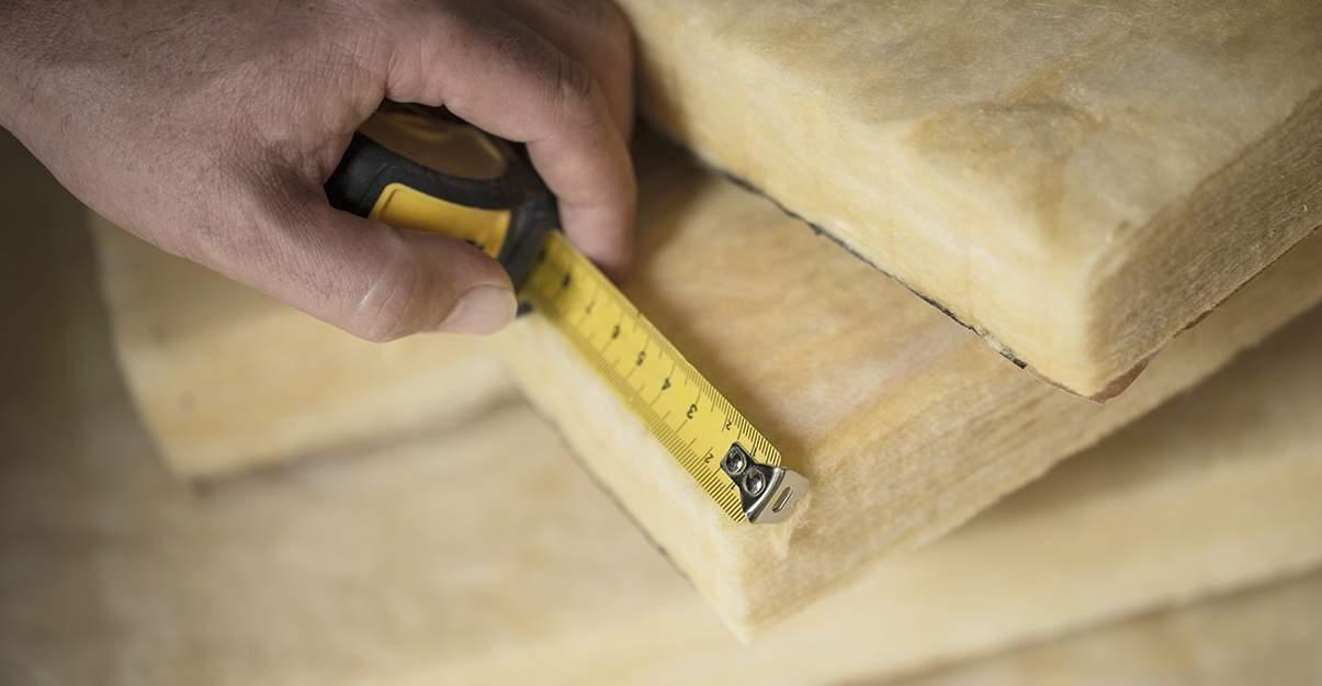 La laine de verre un isolant performant, adapté à l'ossature bois
