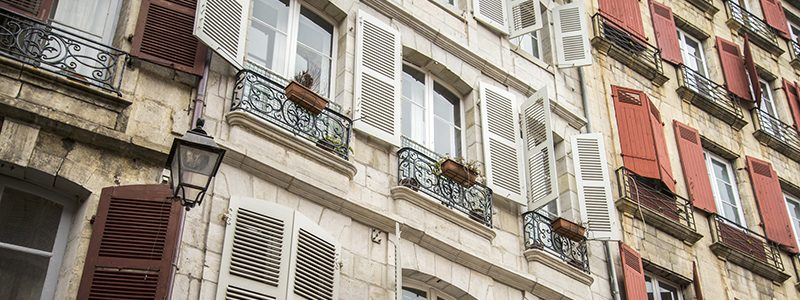 travaux et démarches pour les façades
