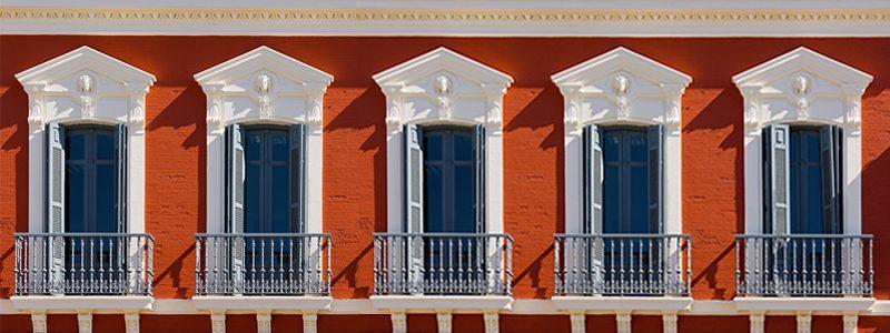 embellir et décorer la façade