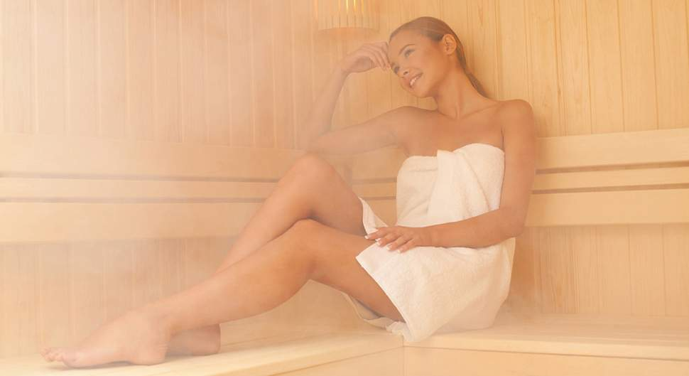 Sauna ou hammam - La robinetterie de salle de bains