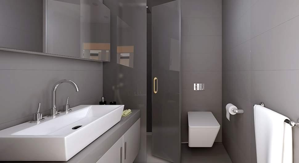 Comment installer un W.-C dans une salle de bain ?