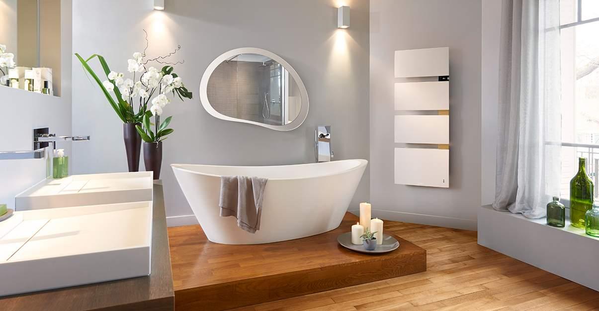 Une salle de bain plus économe